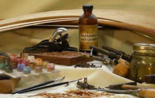 restauro mobili in legno a milano
