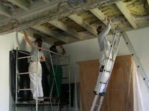 restauro mobili legno milano solaio policromo