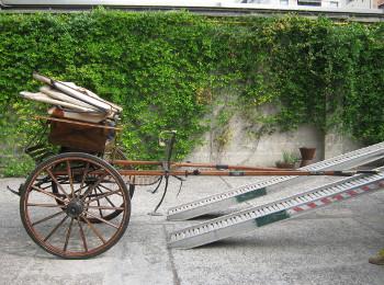 restauro mobili legno milano carrozza