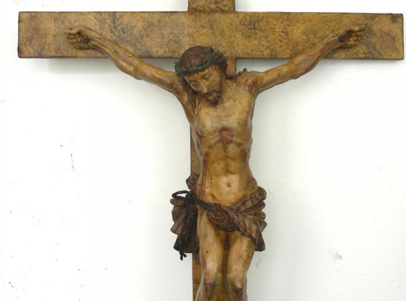 restauro crocefisso