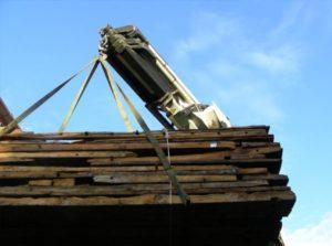 trattamento antitarlo legni chalet