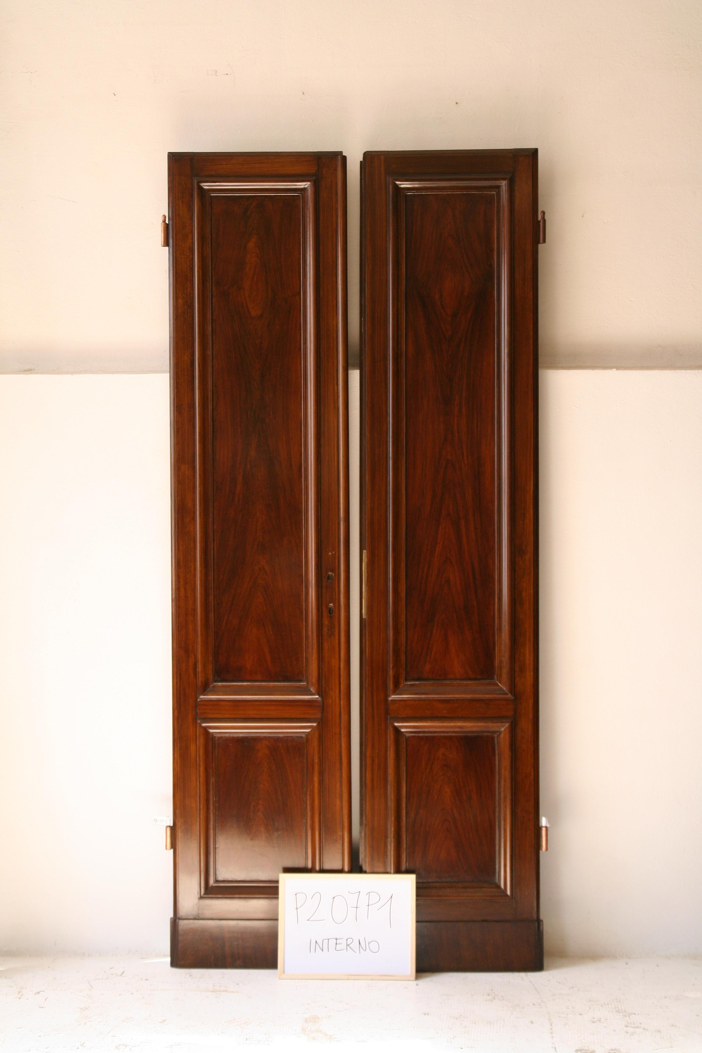 Restauro Porta in Legno
