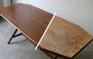 Restauro Tavolo di Franco Albini