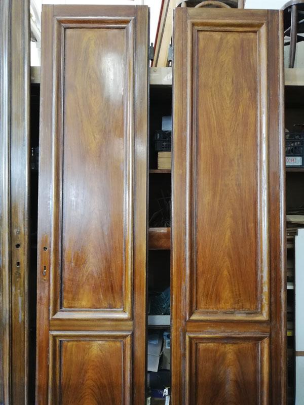 Decorazione a finto legno