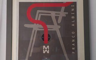 Poster Franco Albini